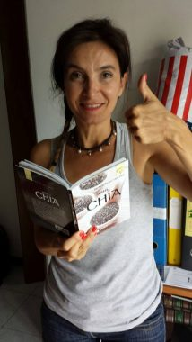 Liana Zorzi, libro i SEMI DI CHIA
