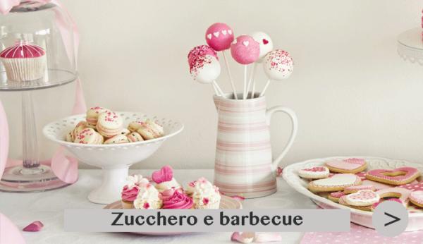 Zucchero e barbecue