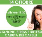 14 ottobre alimentazione stress caduta capelli