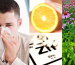 Raffreddore: i 4 elementi che ti curano