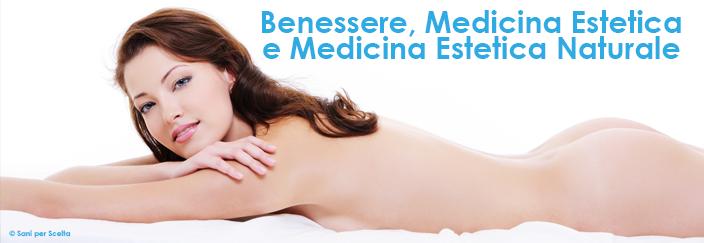 Benessere, Medicina Estetica e Medicina Estetica Naturale
