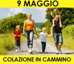 Colazione in Cammino 9 Maggio Inveruno MILANO