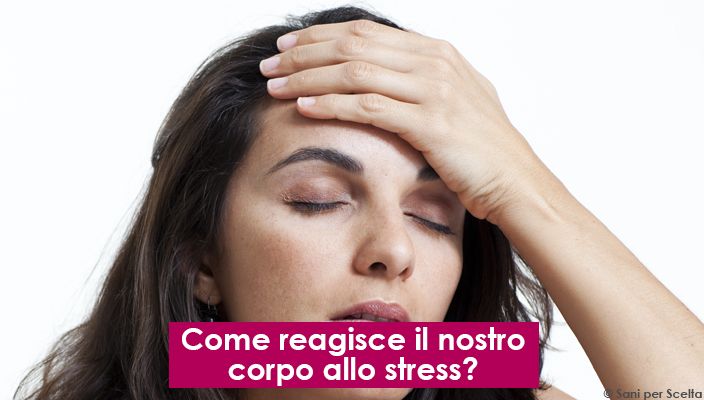 Come reagisce il nostro corpo allo stress?