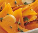 insalata calda di mandorle e carote
