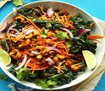Insalata di carote e anacardi - 30 min