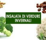 Insalata di verdure invernali