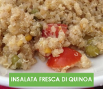 Insalata fresca di quinoa
