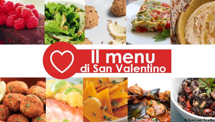 il-menu-di-san-valentino