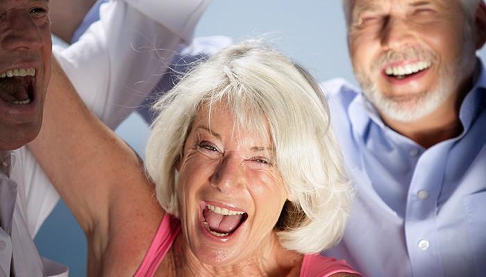 Sentirsi giovani è un segreto anti-aging