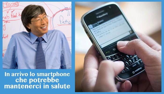 In arrivo lo smartphone che potrebbe mantenerci in salute