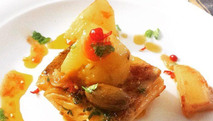 Stoccafisso con patate, carote e cavolo - 40 min