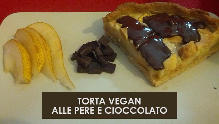 torta-vegan-alle-pere-e-cioccolato